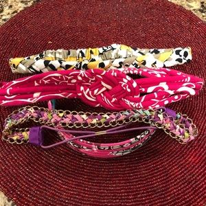 Vera Bradley Headband Assortment one size